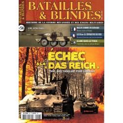 Batailles & Blindés n° 56 - Echec à la DAS REICH, 1944 : Noël sanglant pour Langanke