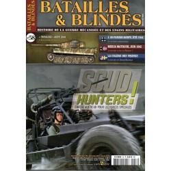 Batailles & Blindés n° 58 - SCUD Hunters ! Chasse aux scud pour les forces spéciales