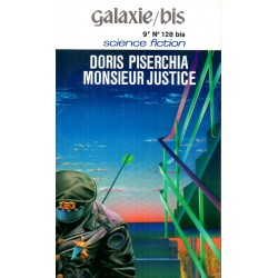 Monsieur Justice - Doris Piserchia (Science Fiction)