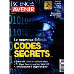 Sciences et Avenir n° 759 - Le nouveau défi des Codes Secrets