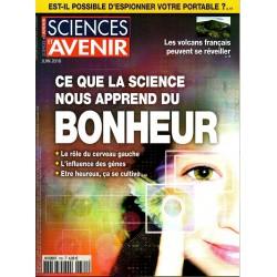 Sciences et Avenir n° 760 - Ce que la science apprend du Bonheur