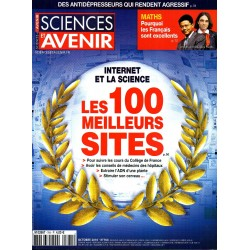 Sciences et Avenir n° 764 - Internet et la science : Les 100 meilleurs sites
