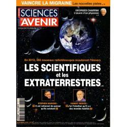 Sciences et Avenir n° 765 - Les scientifiques et les extraterrestres