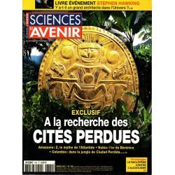 Sciences et Avenir n° 769 - A la recherche des cités perdues