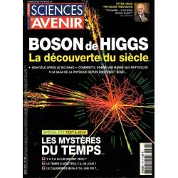 Sciences et Avenir n° 786 - Boson de Higgs, la découverte du siècle
