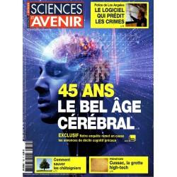 Sciences et Avenir n° 782 - 45 ans, le bel âge cérébral