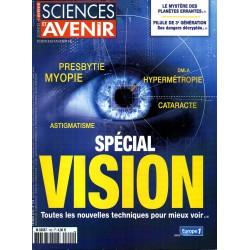 Sciences et Avenir n° 792 - Spécial Vision, toutes les techniques pour mieux voir