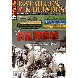 Batailles & Blindés n° 50 - Piégé à STALINGRAD, un tankiste allemand témoigne