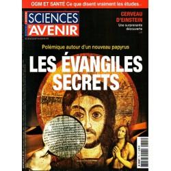 Sciences et Avenir n° 791 - Polémique autour d'un nouveau papyrus, les évangiles secrets