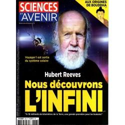 Sciences et Avenir n° 803 - Hubert Reeves : Nous découvrons l'Infini