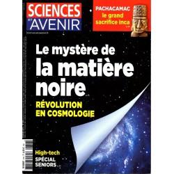 Sciences et Avenir n° 816 - Le mystère de la matière noire - Révolution en cosmologie