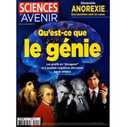Sciences et Avenir n° 815 - Qu'est-ce que le génie