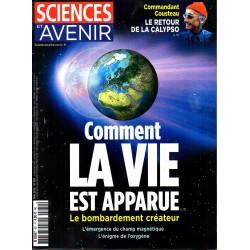 Sciences et Avenir n° 831 - Comment la vie est apparue - Le bombardement créateur