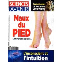 Sciences et Avenir n° 827 - Maux du pied, comment les soigner