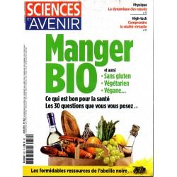 Sciences et Avenir n° 832 - Manger BIO, ce qui est bon pour la santé