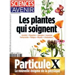 Sciences et Avenir n° 833 - Les plantes qui soignent