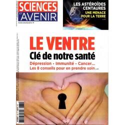 Sciences et Avenir n° 835 - Le ventre, clé de notre santé