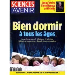 Sciences et Avenir n° 838 - Bien dormir à tous les âges