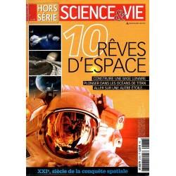 Science & Vie Hors série n° 276 - 10 rêves d'espace