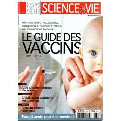 Science & Vie Hors série n° 277 - Le guide des Vaccins