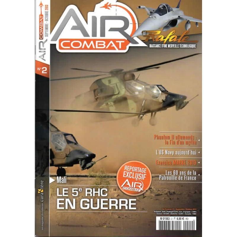 Air Combat n° 2 - Mali, le 5e RHC en Guerre