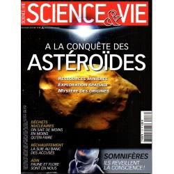 Science & Vie n° 1118 - A la conquête des Astéroïdes