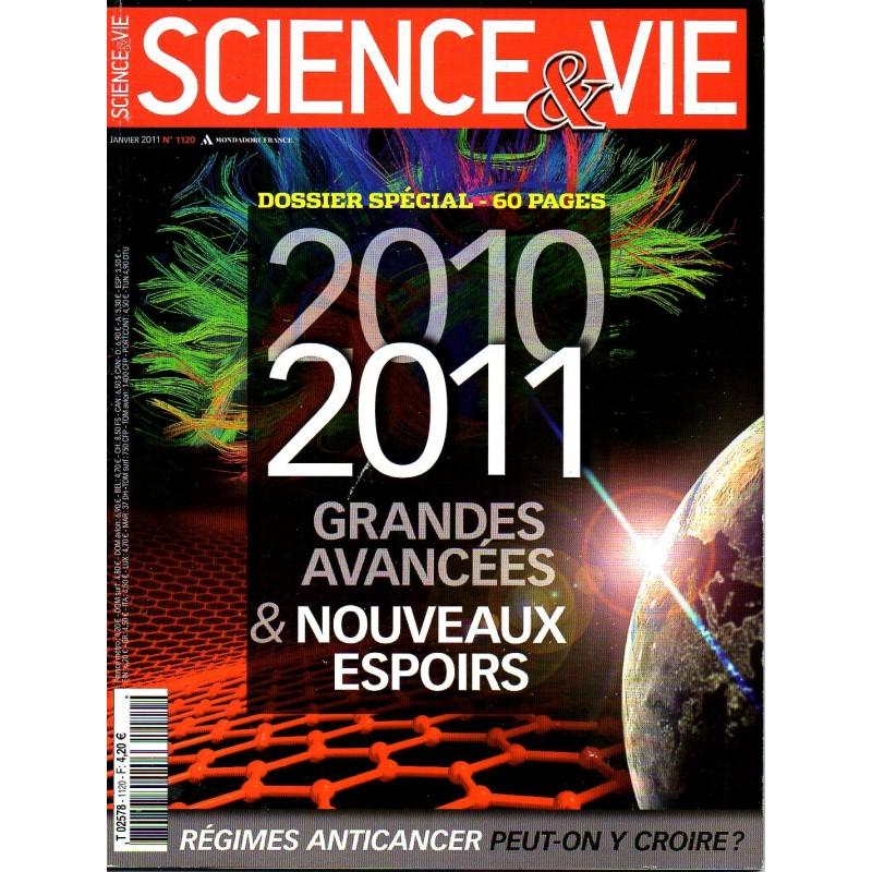 Science & Vie n° 1120 - Grandes avancées & nouveaux espoirs