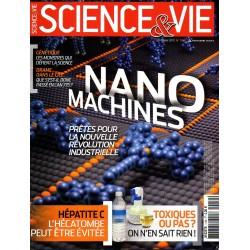 Science & Vie n° 1136 - Cuivre, or, zinc ... Alerte à la pénurie
