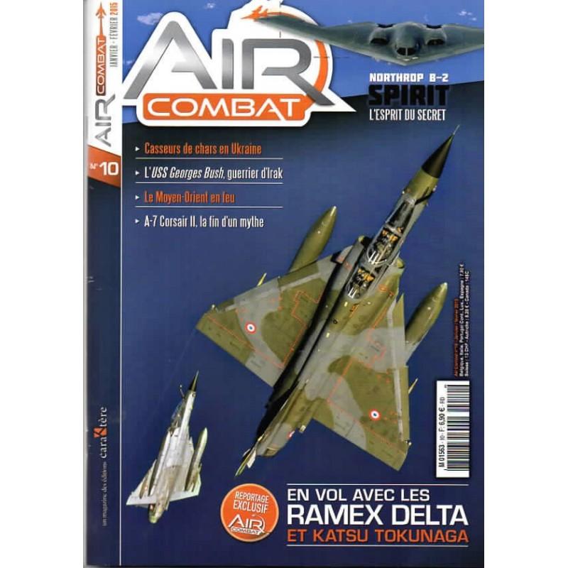 Air Combat n° 10 - En vol avec les Ramex Delta