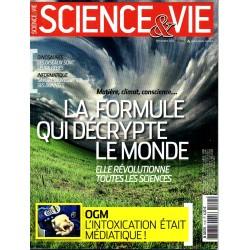 Science & Vie n° 1142 - La formule qui décrypte le monde