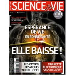 Science & Vie n° 1149 - Espérance de vie en bonne santé : Elle baisse !