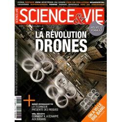 Science & Vie n° 1160 - La révolution des drones