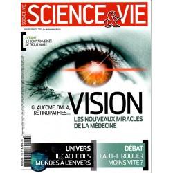 Science & Vie n° 1156 - Vision, les nouveaux miracles de la médecine