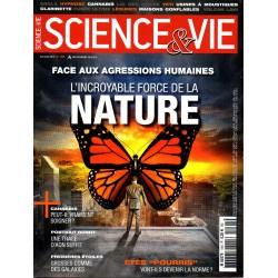 Science & Vie n° 1165 - Face aux agressions humaines, l'incroyable force de la Nature