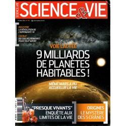 Science & Vie n° 1157 - Voie Lactée : 9 milliards de planètes habitables !