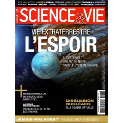 Science & Vie n° 1167 - Vie extraterrestre, l'Espoir !