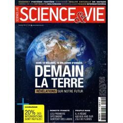 Science & Vie n° 1190 - Demain la Terre, révélations sur notre futur