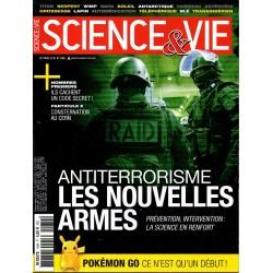 Science & Vie n° 1189 - Antiterrorisme, les nouvelles armes