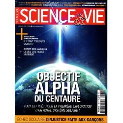 Science & Vie n° 1188 - Objectif Alpha du Centaure, tout est prêt pour la première exploration du système solaire !