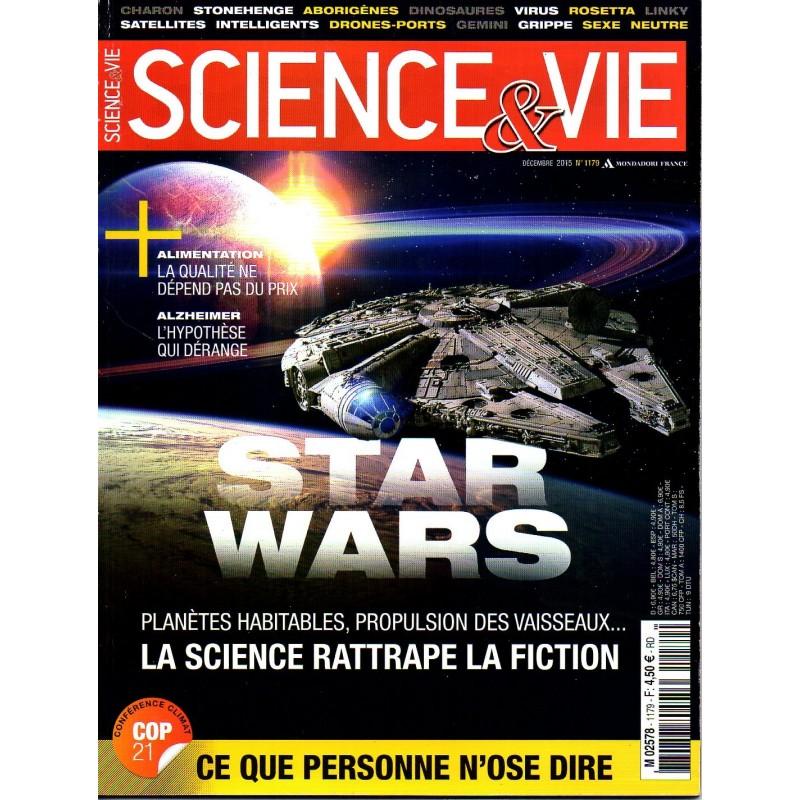 Science & Vie n° 1179 - Star Wars, la science rattrape la fiction