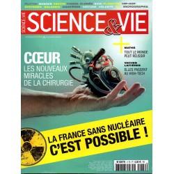 Science & Vie n° 1176 - Cœur, les nouveaux miracles de la chirurgie