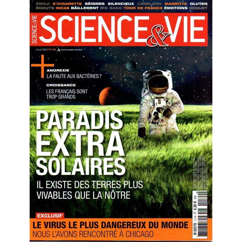 Science & Vie n° 1174 - Paradis extra solaires, il existe des terres plus vivables que la nôtre
