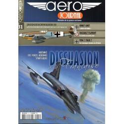Aéro journal n° 31 - Dissuasion à la Française, Naissance des Forces Aériennes Stratégiques