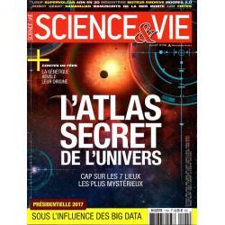 Science & Vie n° 1194 - L'atlas secret de l'univers, cap sur les 7 lieux les plus mystérieux