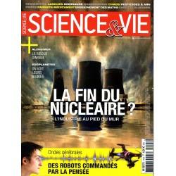 Science & Vie n° 1193 - La fin du nucléaire ? l'industrie au pied mur
