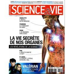 Science & Vie n° 1199 - La vie secrète de nos organes, les révélations de la science