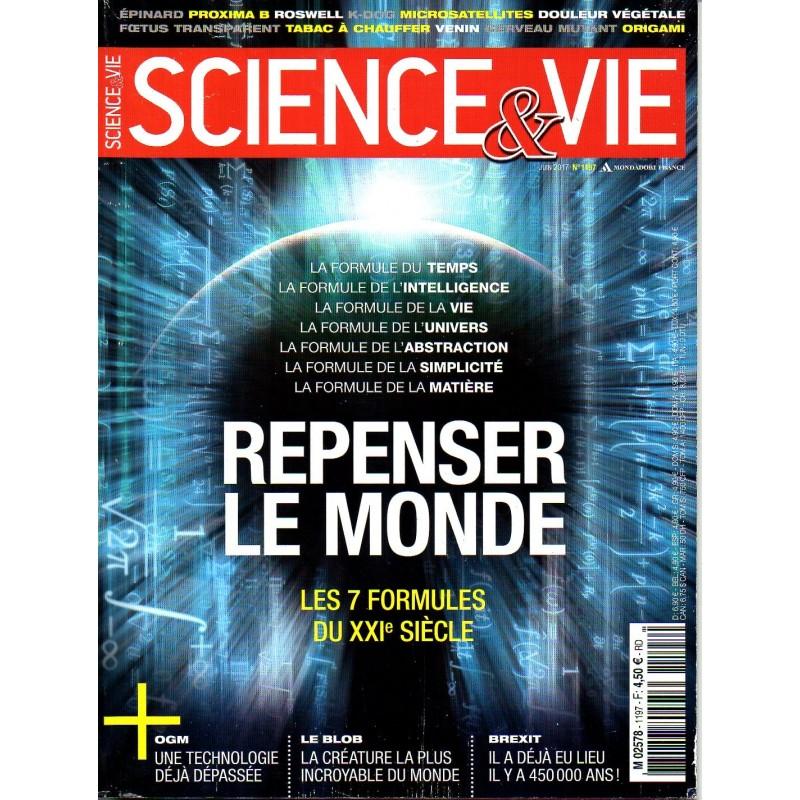 Science & Vie n° 1197 - Repenser le Monde : les 7 formules du XXIe siècle