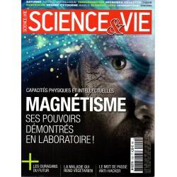 Science & Vie n° 1202 - Magnétisme, ses pouvoirs démontrés en laboratoire !