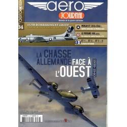 Aéro journal n° 34 - La Chasse Allemande face à l'Ouest (1939-1940)