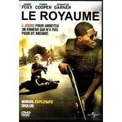 Le Royaume (Jamie Foxx, Chris Copper) - DVD Zone 2